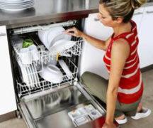 Посудомоечная машина выключается во время работы