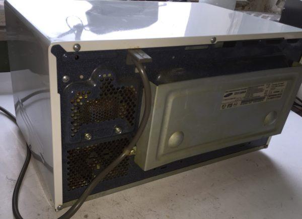 Проблемы с электропитанием микроволновки