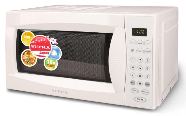 Стандартная микроволновая печь