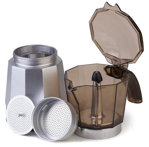Эксплуатация гейзерной кофеварки
