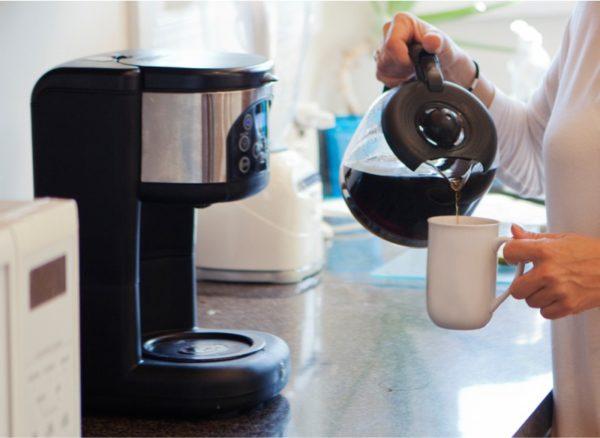 Эксплуатация кофеварки