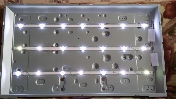 сколько стоят лед лампы для телевизора самсунг магазинов России