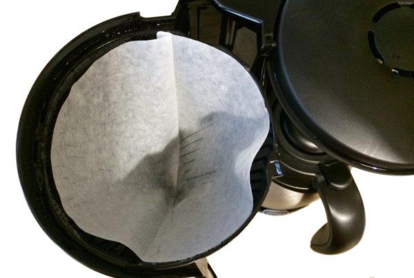 Фильтры в капельной кофеварке