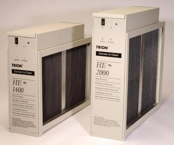 Электростатические фильтры для увлажнителя