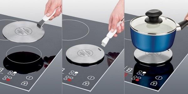 Адаптер для плиты