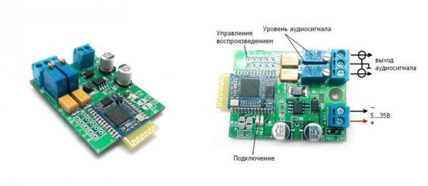 Bluetooth-модуль для саундбара