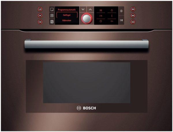 Bosch духовка с свч