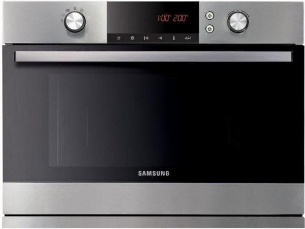 Samsung FQ 115T 002-BWT духовой шкаф с СВЧ
