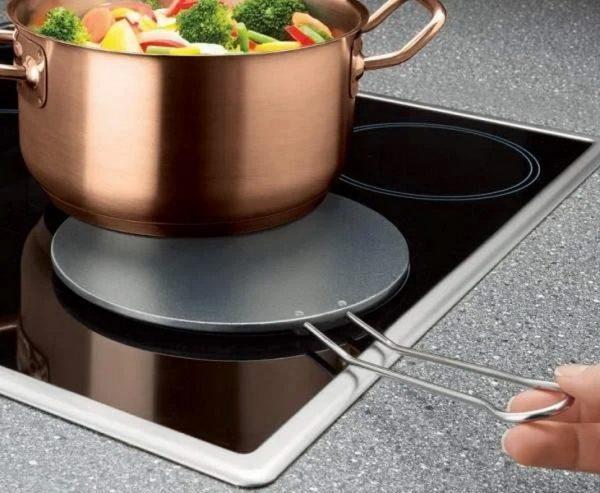 Адаптер для индукционной плиты
