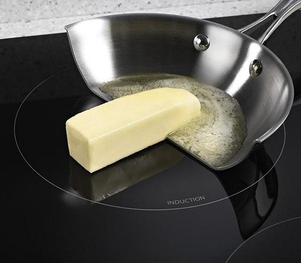 Принцип нагрева индукционной плиты