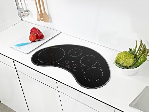 Оригинальный дизайн плиты