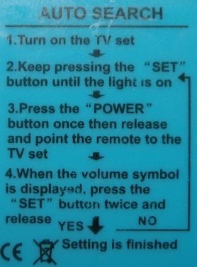 Краткая инструкция
