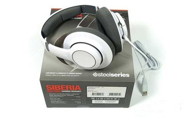 Steelseries Siberia Raw Prism
