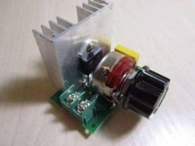 Симисторный регулятор