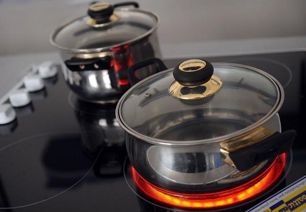 Посуда для электроплиты