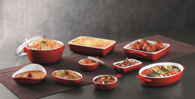 Керамическая посуда для хранения пищи