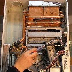 Как почистить теплообменник в газовой колонке вектор теплообменник рд