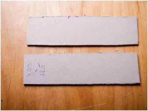 Вырезание форм ДСП для ящика