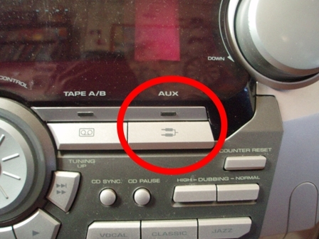 Как подключить телефон к музыкальному центру и колонкам телевизора