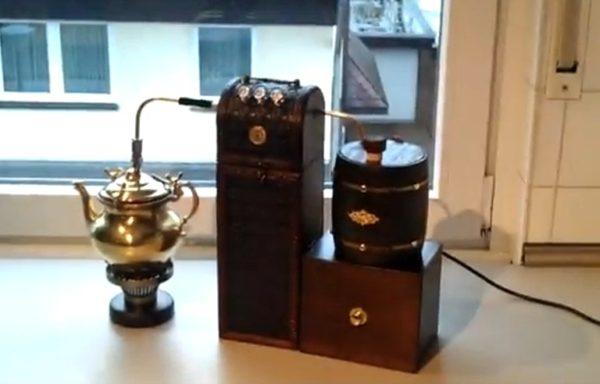 Самодельная кофеварка