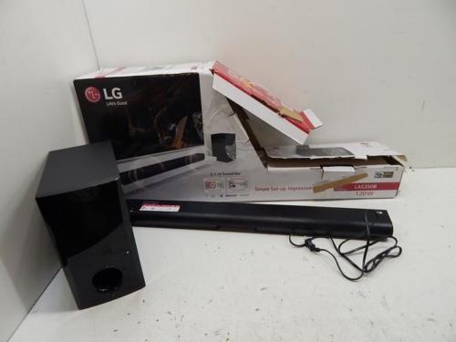 Саундбар LG LAS350B