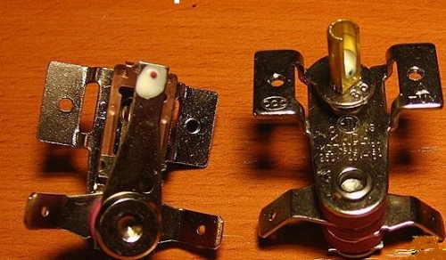 Термодатчик биметаллический