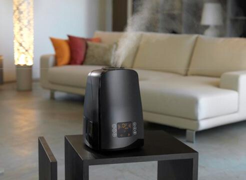 Ультразвуковой увлажнитель воздуха в доме