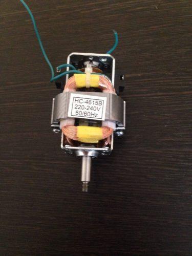 Электродвигатель для кофемолки