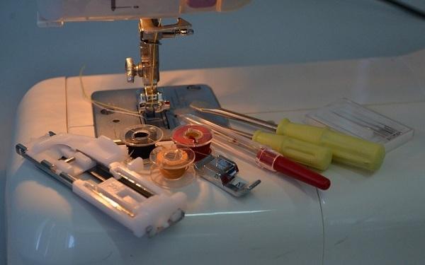 Профилактика швейной машины
