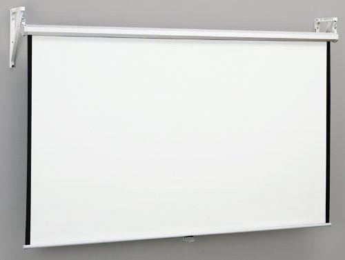 Белый матовый экран