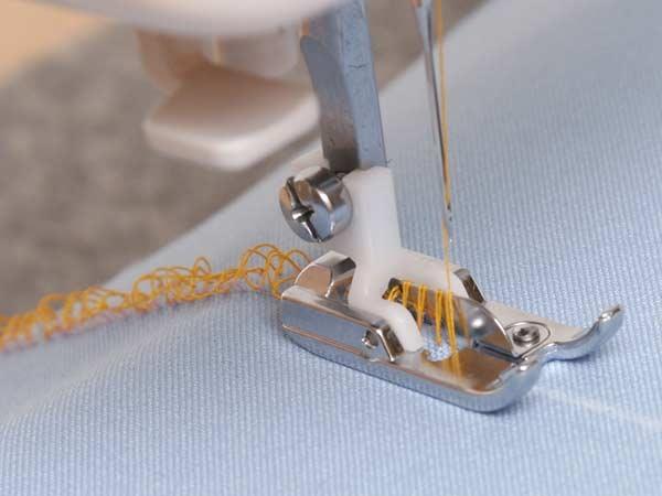 Лапка швейной машины для букле