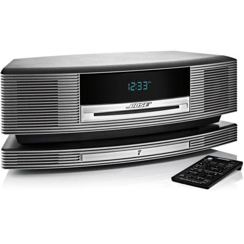 Bose Music System III — Titanium Silver