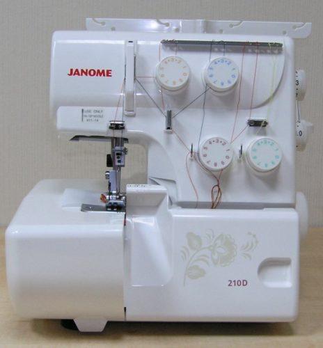 Janome MyLock 210D