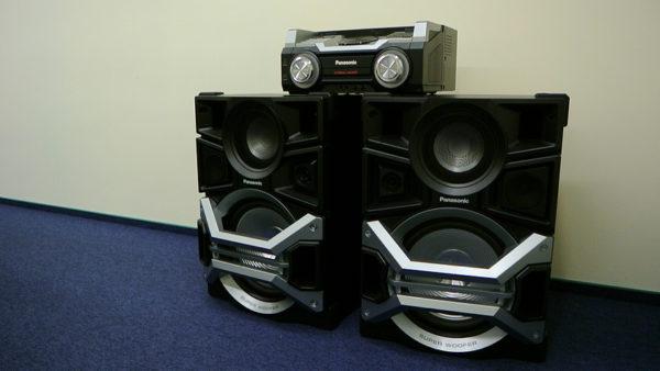 Panasonic SC-MAX770