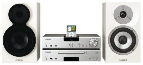 Yamaha MCS-1330 Silver