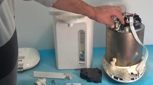 термопот maxwell mw-1751 ремонт