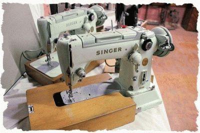 Швейная машина Зингер
