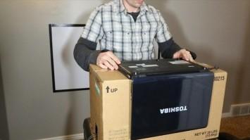Проектор с ноутбуком