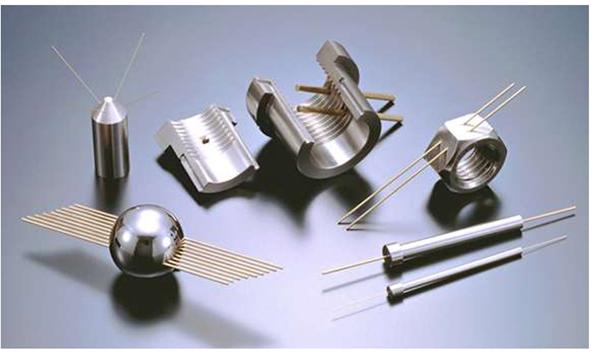 Металлические детали с микроотверстиями