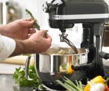 Измельчение в кухонном комбайне