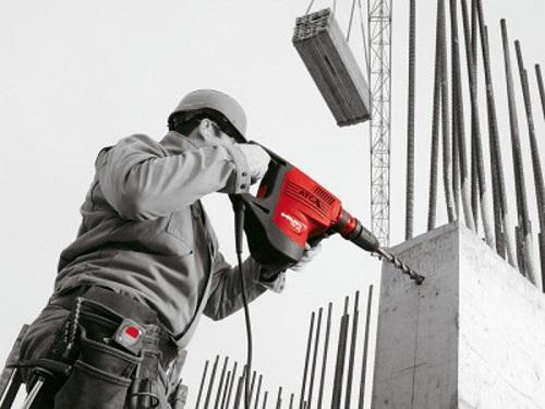 Сверловка по бетону