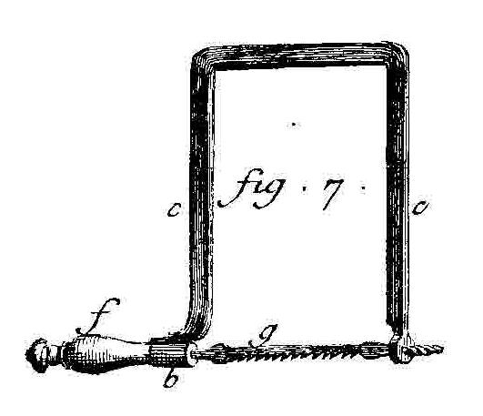 Один из первых лобзиков