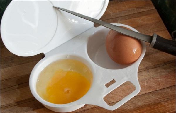 Специальная емкость для яиц