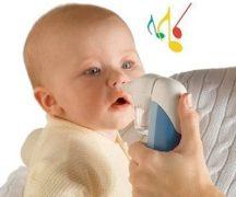 Ребенок и электронный соплеотсос