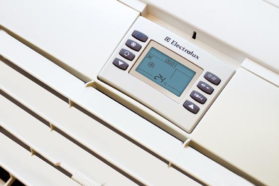 Мобильный кондиционер ELECTROLUX
