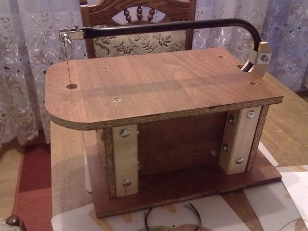 Станок из швейной машинки своими руками 96