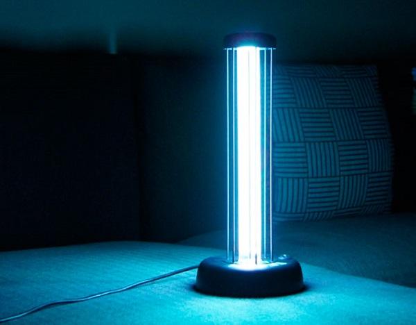 Лампа кварцевая открытая