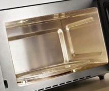 Нержавеющее покрытие микроволновой печи