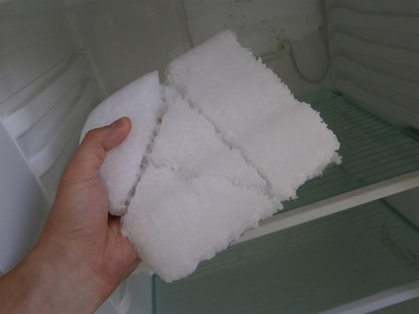 Ледяная шуба