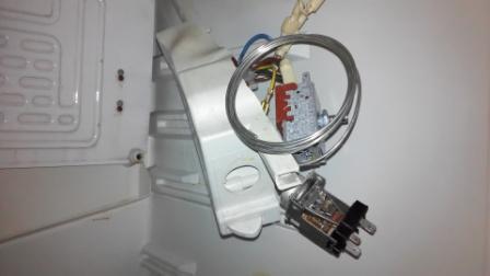 Замена терморегулятора